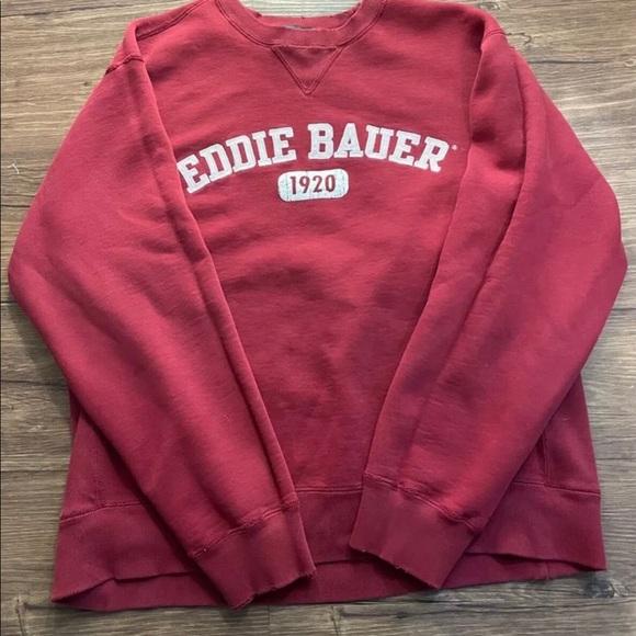 Vintage 90s Eddie Bauer Crewneck Sweatshirt Medium